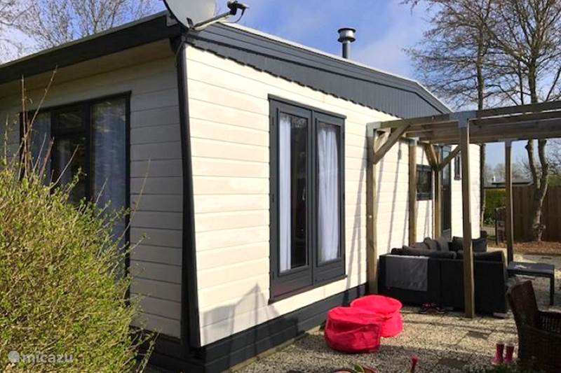 Vakantiehuis Nederland, Friesland, Makkum Chalet Chalet T55 in Makkum