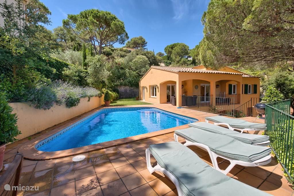 Ferienwohnung Spanien, Costa Brava, Begur Villa Villa Narciso   Begur Mit  Schwimmbad ...