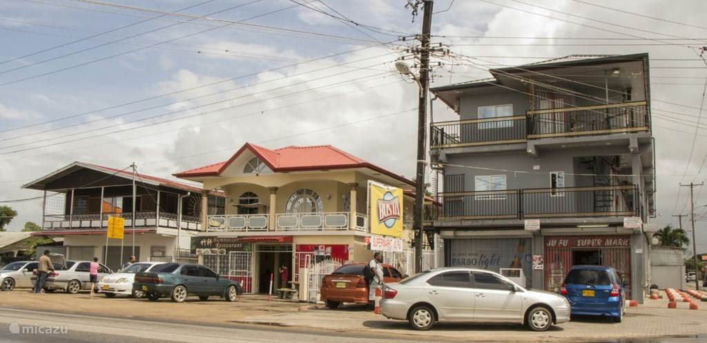 Vakantiehuis Suriname, Paramaribo, Paramaribo - appartement Happy Holidays Residence 3