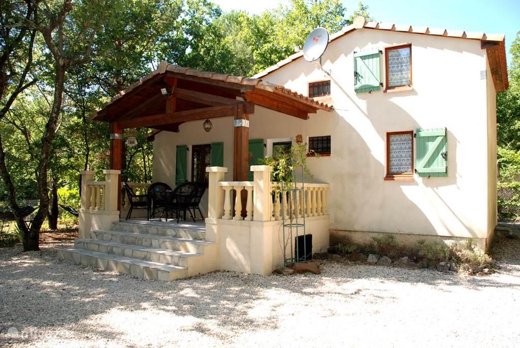 Vakantiehuis Frankrijk, Gard, Fontarèches vakantiehuis Le Petit Pigeon