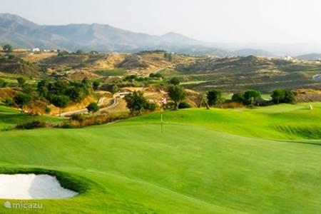 18 holes golfbaan