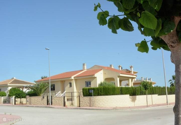 Vakantiehuis Spanje, Costa Blanca, San Fulgencio villa VillaCostablanca