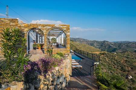 Vakantiehuis Spanje, Andalusië, Arenas villa Casa Tranquilidad
