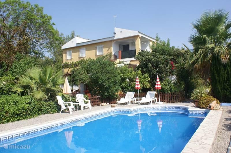 Vakantiehuis Spanje, Valencia, Pedralba Vakantiehuis Casa Amigo