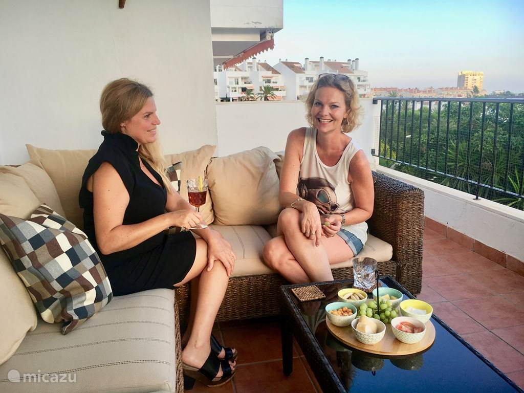 Vakantiehuis Spanje, Costa del Sol, Benalmádena Costa Appartement Casa Claudia