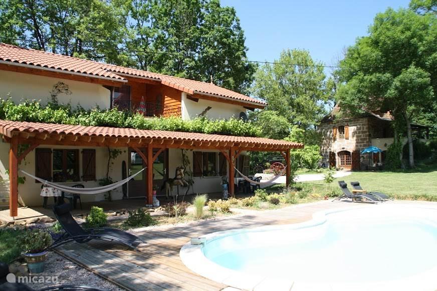 Vakantiehuis Frankrijk, Lot, Lissac-et-Mouret Gîte / Cottage Gite du Lion