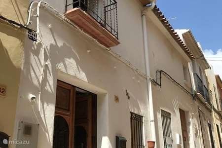 Vakantiehuis Spanje, Costa Blanca, Teulada stadswoning Casita Moll