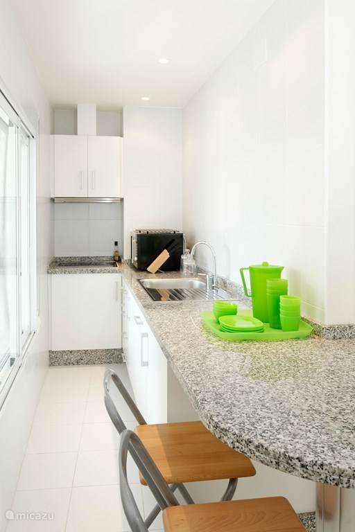 Vakantiehuis Spanje, Costa Blanca, Alfáz del Pi studio Casa Barranco Studio apartment