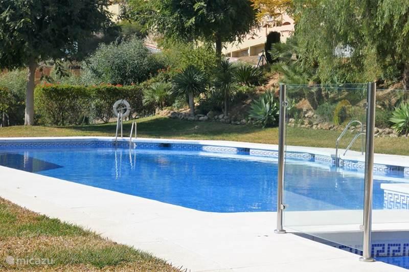 Vakantiehuis Spanje, Andalusië, Calahonda Appartement Hillside Suite Mijas Costa