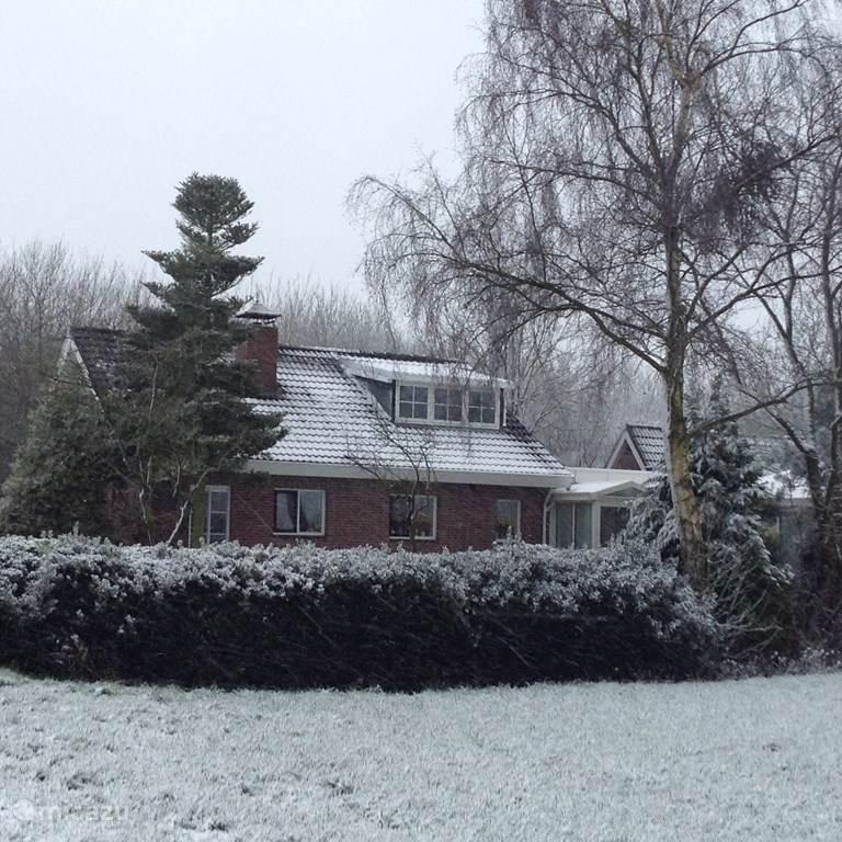 Vacation rental Netherlands, Drenthe, Emmen - holiday house 't Drentse Veenhuisje