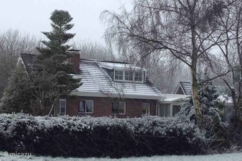 Vakantiehuis Nederland, Drenthe, Emmer-Compascuum Vakantiehuis 't Drentse Veenhuisje