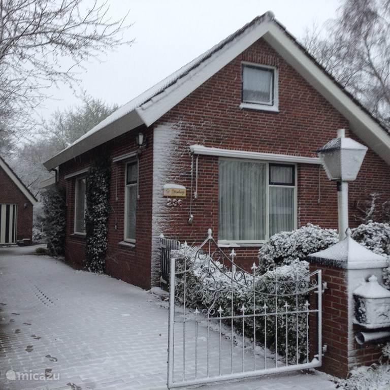 Vakantiehuis Nederland, Drenthe, Emmen Vakantiehuis 't Drentse Veenhuisje