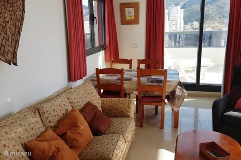 Vacation Rental Spain Costa Blanca Benidorm Apartment Luxury Gemelos 26 26k