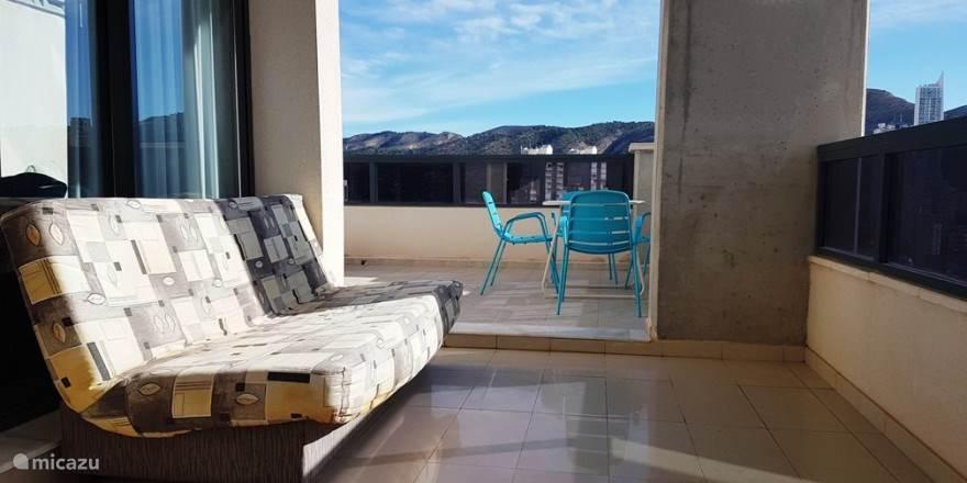 Vakantiehuis Spanje, Costa Blanca, Benidorm Appartement Luxe appartement, Gemelos 26/26k