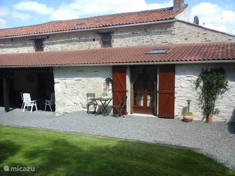 Vakantiehuis Frankrijk, Vendée, Loge-Fougereuse Gîte / Cottage Maison La Chenille