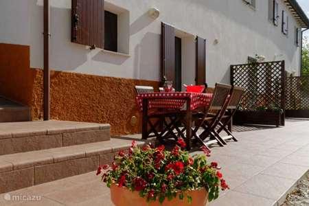 Vakantiehuis Italië, Marche – appartement Casa Benamato 1