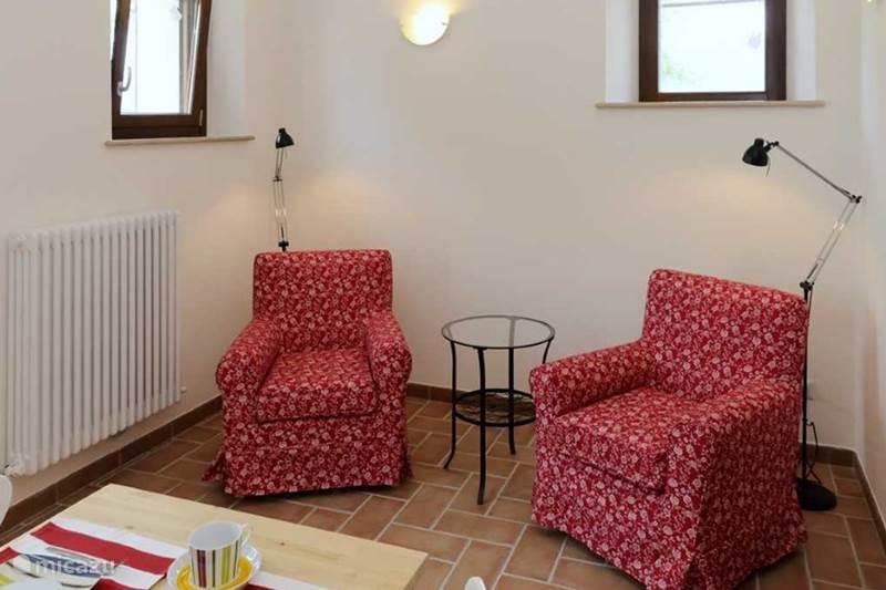 Vakantiehuis Italië, Marche, Esanatoglia Appartement Casa Benamato 1