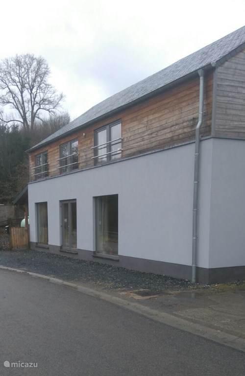 Vakantiehuis België, Ardennen, Gouvy gîte / cottage La Buse en Bois