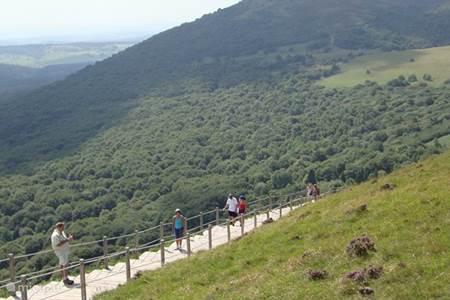 Puy de Dome en Puy de Pariou