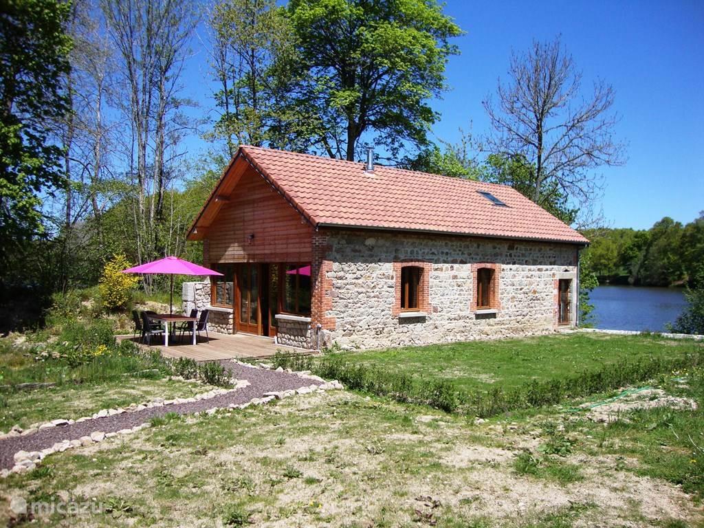 Vakantiehuis Frankrijk, Auvergne – gîte / cottage Tresor Etang du Cheix