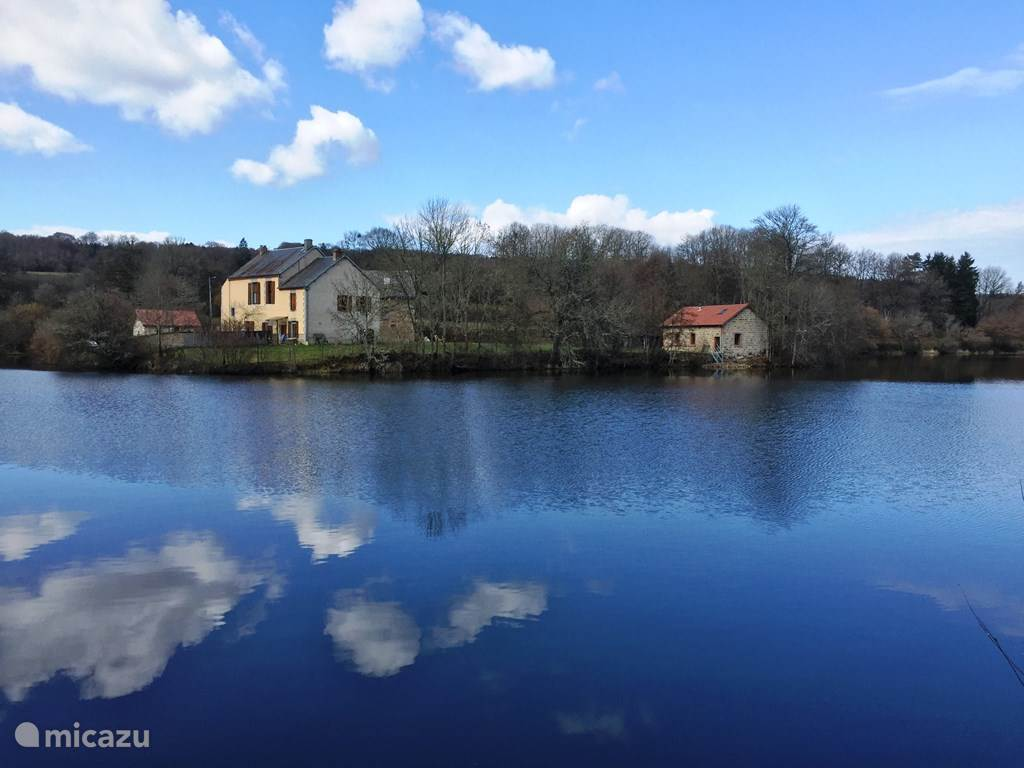 Vakantiehuis Frankrijk, Auvergne, Biollet Gîte / Cottage Tresor Etang du Cheix