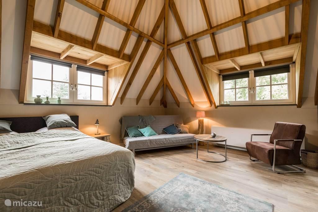 Slaapkamer Deel West