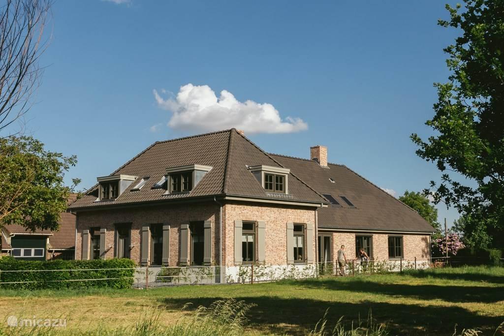 Vakantiehuis Nederland, Gelderland, Bennekom Vakantiehuis Vakantiewoning Veluwe 'Tweede Deel'