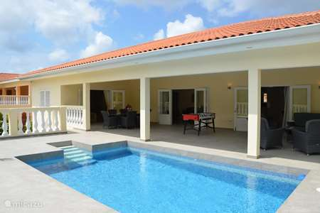 Vacation rental Curaçao, Banda Ariba (East), Jan Thiel villa Villa Sweet Escape