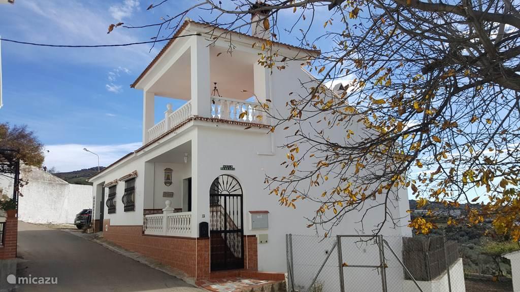 Vakantiehuis Spanje, Costa del Sol, Periana villa Villa Deseada