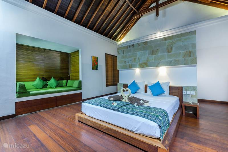 Vakantiehuis Indonesië, Lombok, Senggigi Vakantiehuis Seaview Cottage - Prachtig uitzicht