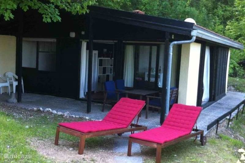 Vakantiehuis Italië, Gardameer, Tignale Vakantiehuis Villagio di Sunclass