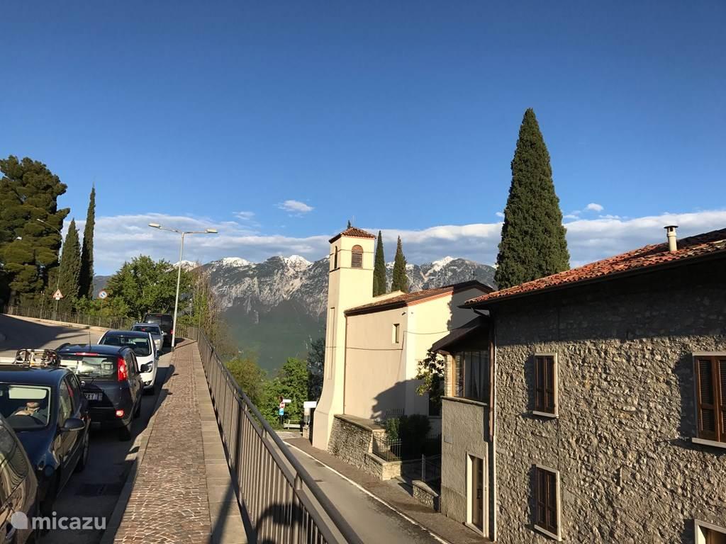 Het dorpje Gardola