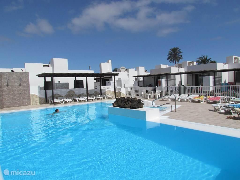 Vakantiehuis Spanje, Fuerteventura, Corralejo bungalow Bungalow Mar Azul