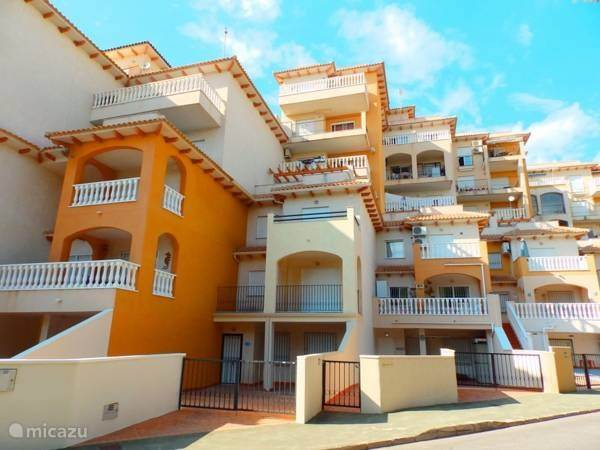 Vacation rental Spain, Costa Blanca, Campoamor apartment Apartment Campoamor beach