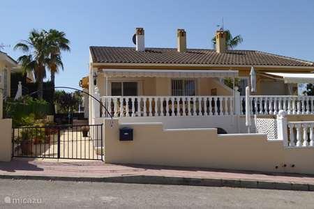 Vakantiehuis Spanje, Costa Blanca, Daya Vieja - geschakelde woning Altamira