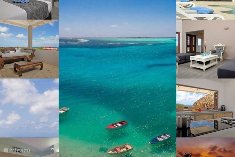 Ferienwohnung Bonaire, Bonaire, Sabadeco Villa Villa Azure Bonaire