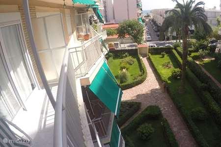 Vakantiehuis Spanje, Valencia, Daimús - appartement Rosamar Gandia Playa