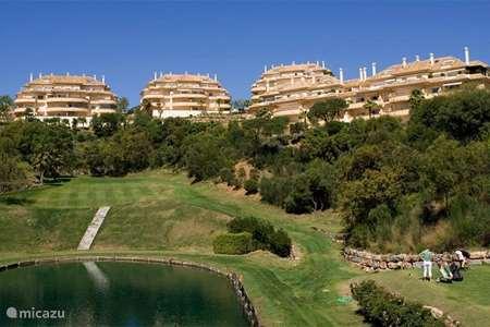 Vakantiehuis Spanje, Costa del Sol, Marbella Elviria appartement Appartement Elviria Hills