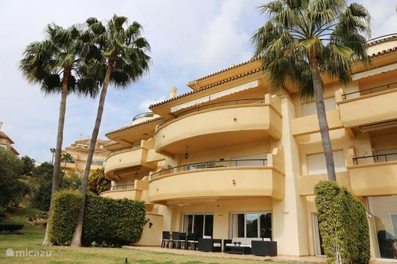 Vakantiehuis Spanje, Costa del Sol, Marbella Elviria Appartement Appartement Elviria Hills