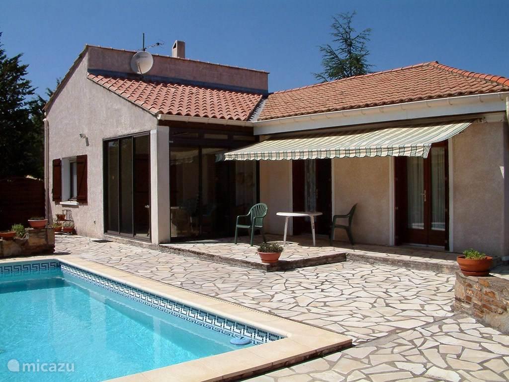 Vakantiehuis Frankrijk, Languedoc-Roussillon, Prades-sur-Vernazobre villa Villa des Vendanges