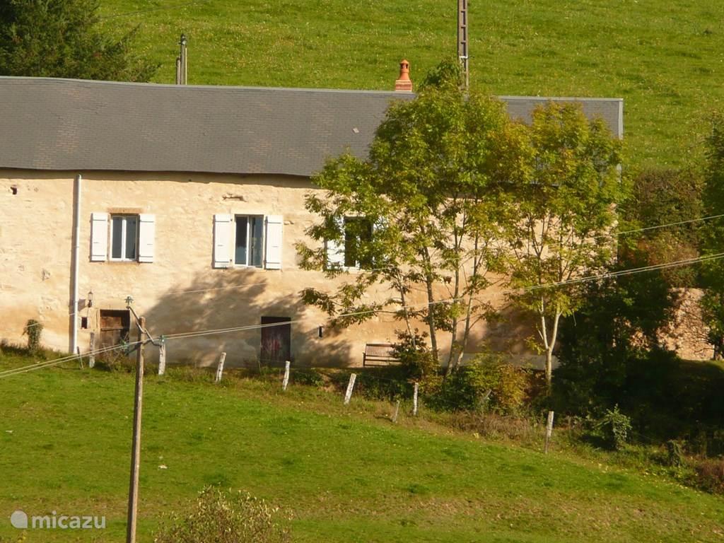 Vakantiehuis Frankrijk, Bourgogne, Villapourçon - gîte / cottage La vieille maison Morvan