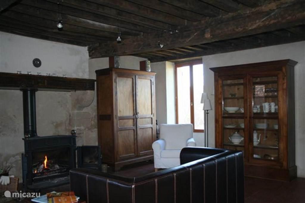 Vakantiehuis Frankrijk, Nièvre, Villapourçon Gîte / Cottage La vieille maison Morvan