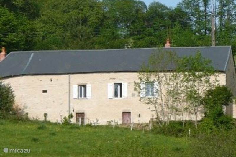 Vacation rental France, Nièvre, Villapourçon  Gîte / Cottage La vieille maison