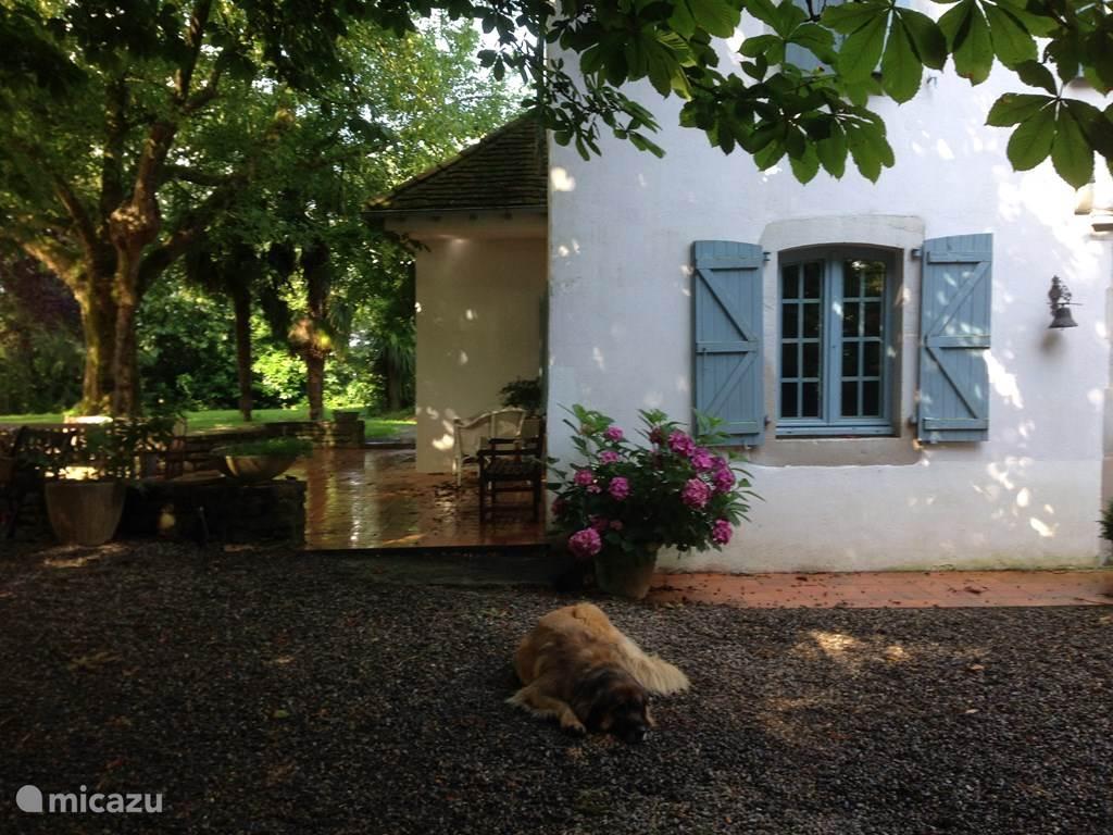 Vacation rental France, Aquitaine, Athos Aspis farmhouse Lapeyrigne