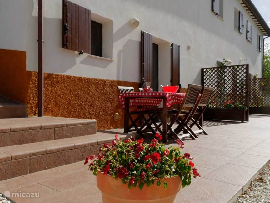 Vakantiehuis Italië, Marche, Esanatoglia appartement Casa Benamato 2