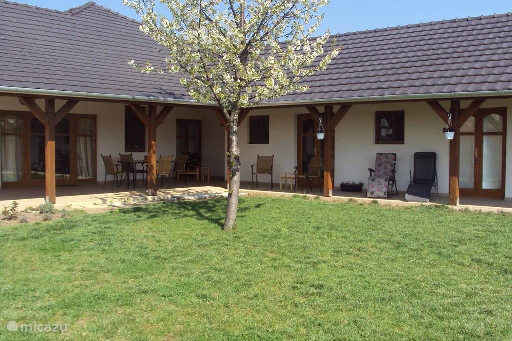 Vakantiehuis Hongarije, Tiszameer, Tiszaszentimre villa Erzsébet ház