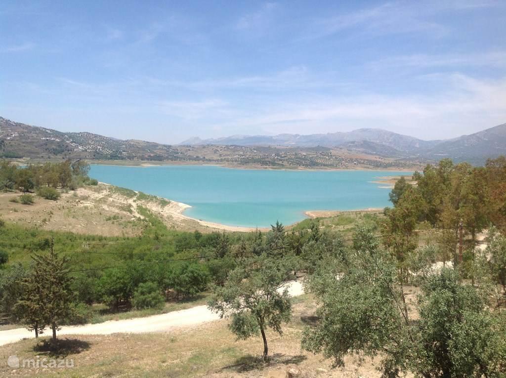 Meer van Viñuela voor watersporten