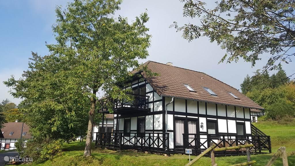 Vakantiehuis Duitsland, Sauerland, Frankenau Appartement Frankenau 236