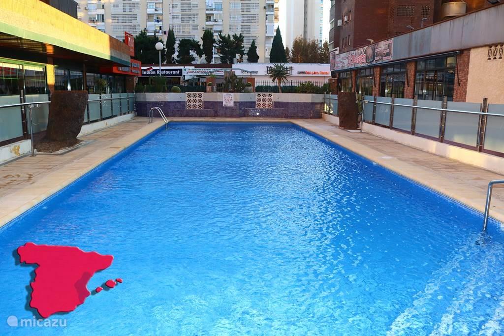 Vakantiehuis Spanje, Costa Blanca, Benidorm appartement Apartement Cire