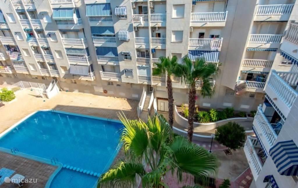 Vakantiehuis Spanje, Costa Blanca, Torrevieja appartement Apartamento sol & mar